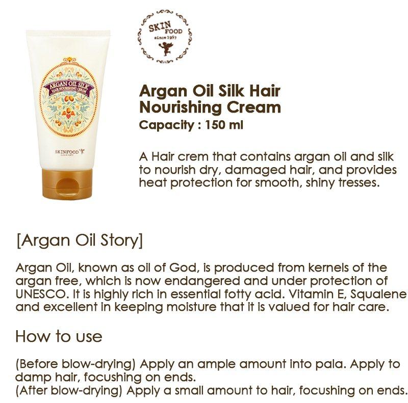 Shampoo Skin Food Breezy New Arrival Skin Food
