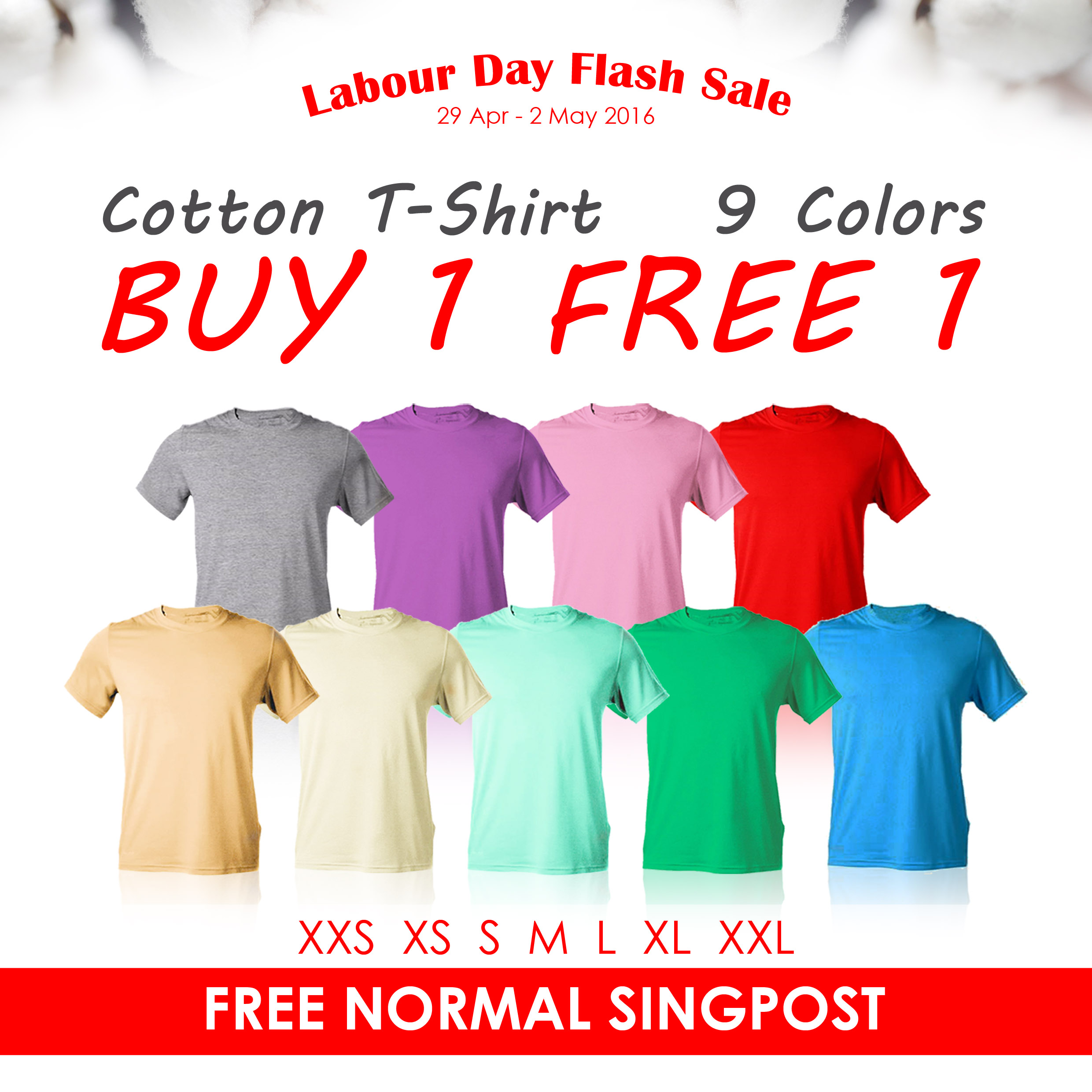 Buy cotton t shirt buy 1 get 1 free super sale free for Buy 100 cotton t shirts in bulk