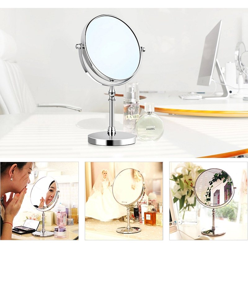 Buy Double Sided Magnifying Led Makeup Mirror Deals For