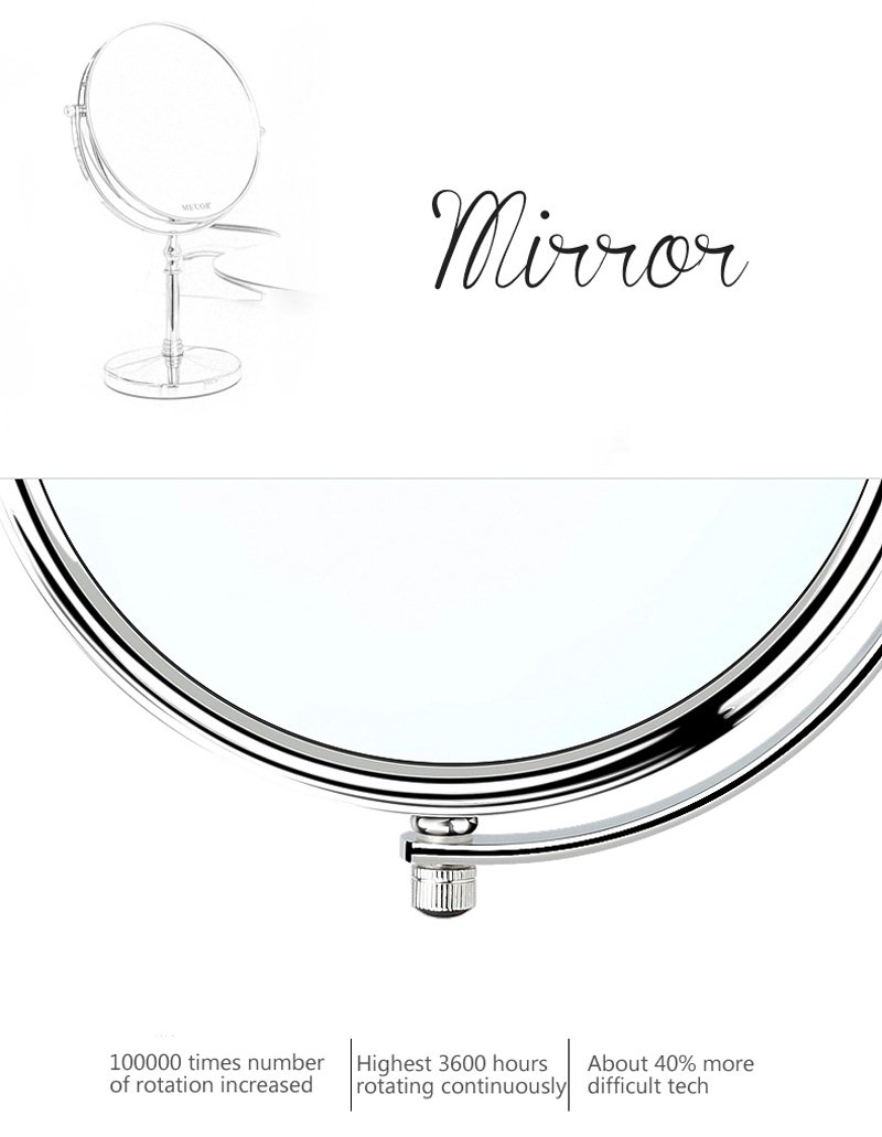 Buy Magical Magnifying Makeup Mirror Gda Double Sided