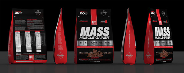 Image result for ELITE LABS Mass Muscle Gainer ( 20lbs )