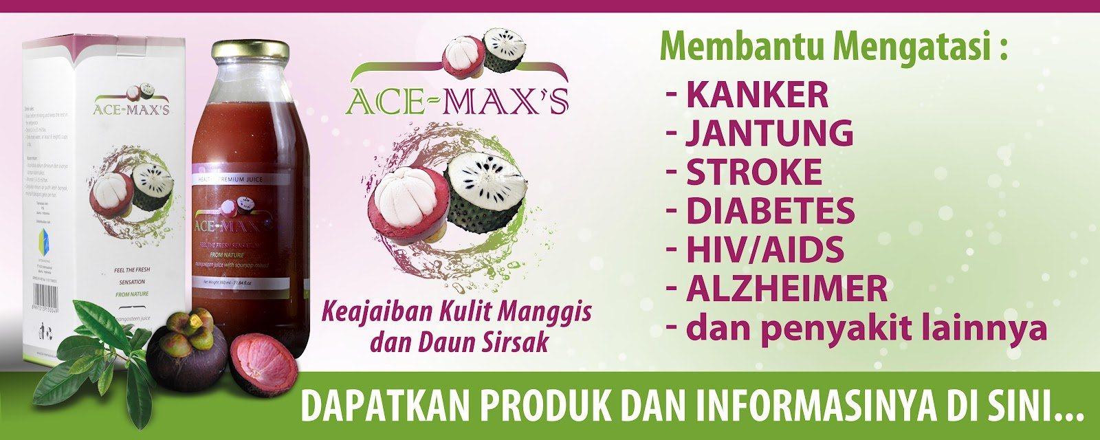 Buy Acemaxs Ekstrak Kulit Manggis Sirsak Deals For Only Rp145 000