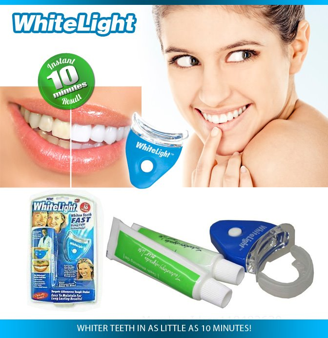 Buy 1 1 Paket Whitelight Pemutih Gigi Terdiri Dari Apa Saja 2 Gel