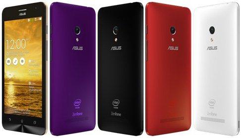 ASUS ZENFONE 5 RAM 1GB INTERNAL MEMORY 8GB GARANSI