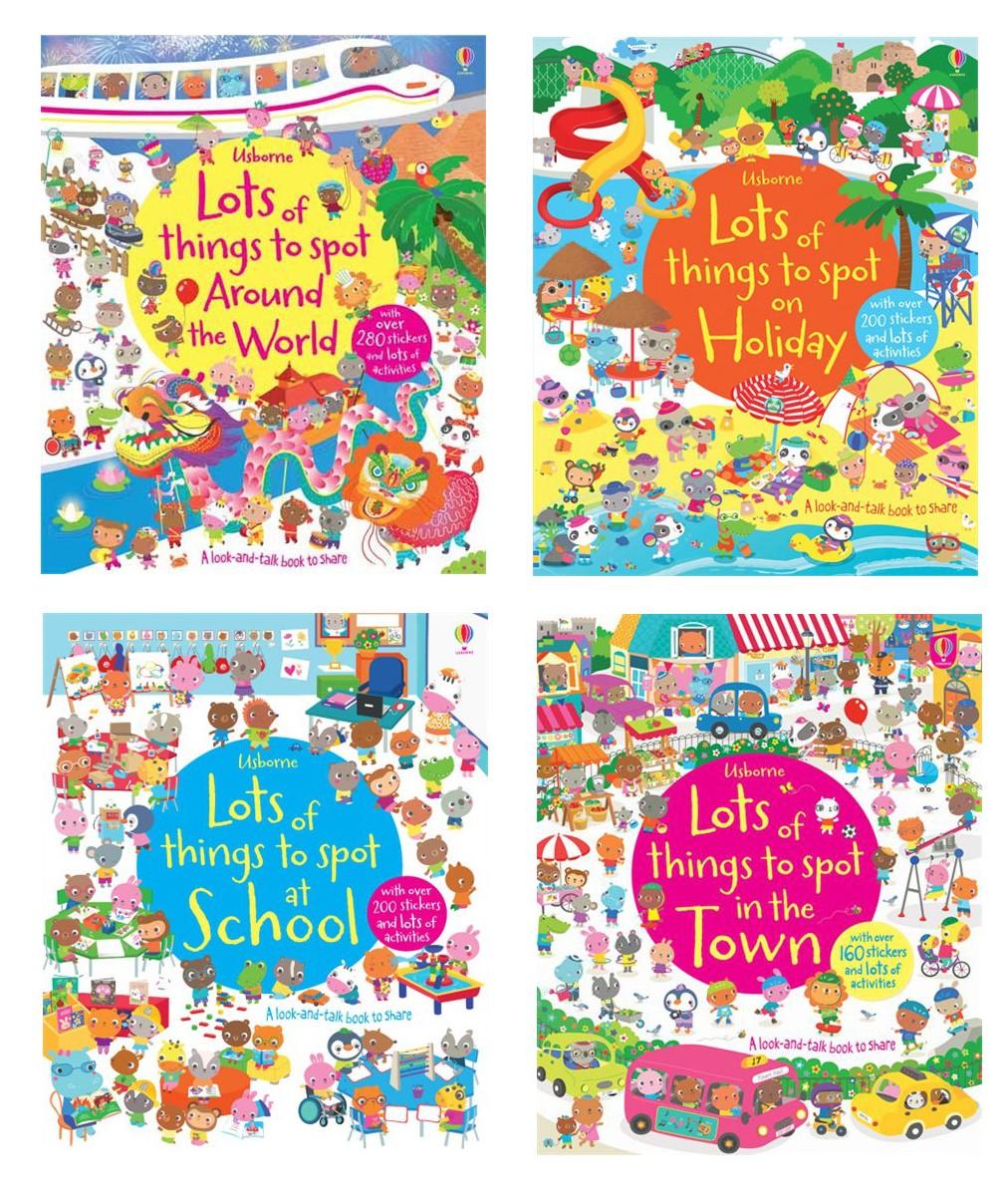 Every Need Want Day Kumon Creative Doodling Workbooks 2 Books First Sticker Book