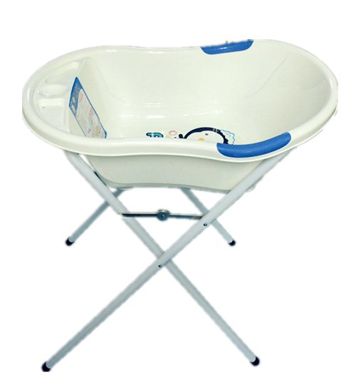 PUKU Large Baby Bath Tub Stand only | Baby Gallery