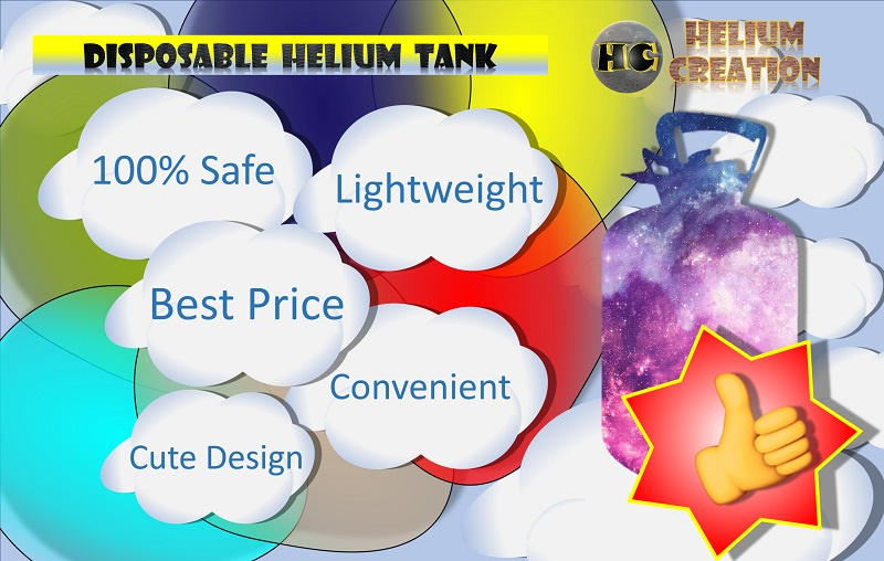 Buy PROMO Disposable Helium  Tanks/birthdays/party/balloons/animals/cakestand Deals for only S$55  instead of S$0