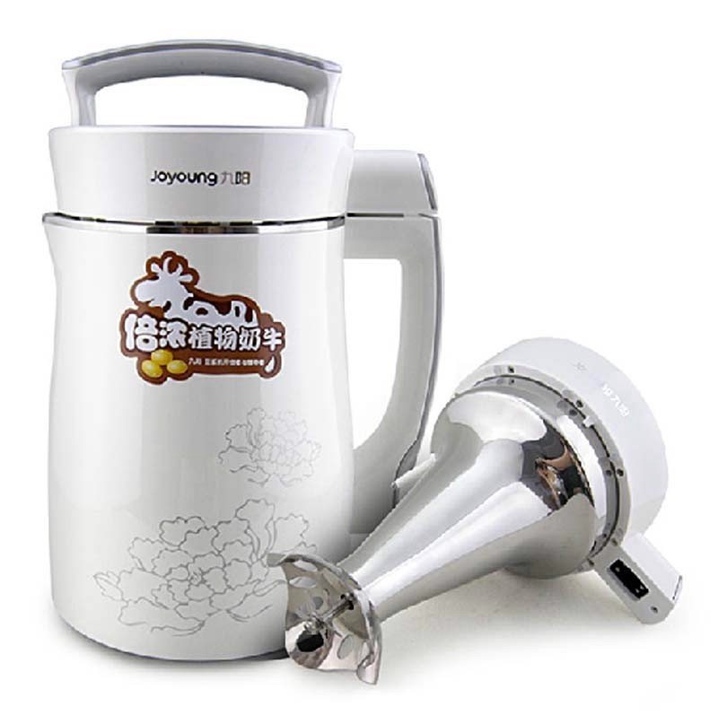 Slow Juicer Make Soy Milk : Joyoung Soybean Soy Milk Maker DJ13B-D08D Juicer Blender ...