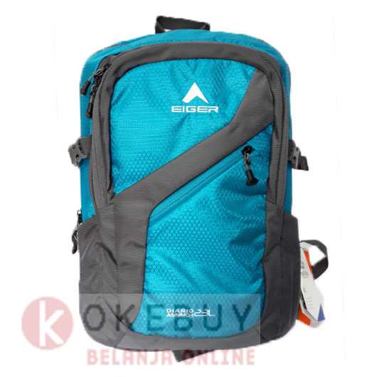 TAS RANSEL BACKPACK EIGER 2399 DIARIO ASIMMO 1 23L RED