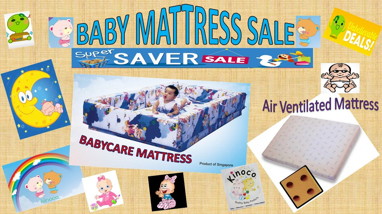 Baby crib for sale singapore - Kinoco Baby Mattress Baby Bed 100 Cotton Bed Sheet Bumper New Born Baby Product Safe Comfort Foldable Gift Singapore Home Cheap Fast Sale Best Deal