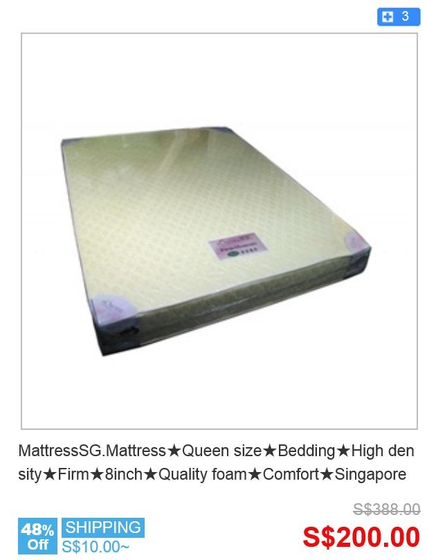 Buy MattressSG Babycare mattress Kinoco Baby Mattress Baby