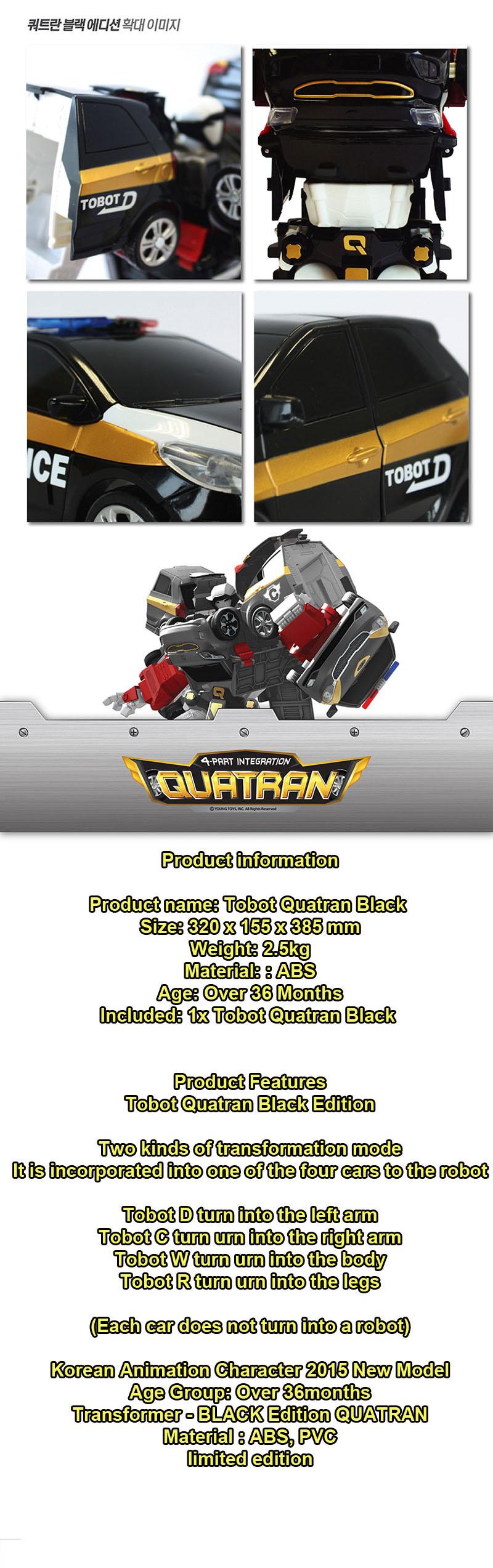 Every Need Want Day Tobot Quatran Https Youtubecom Watchv5bc8yetotkg