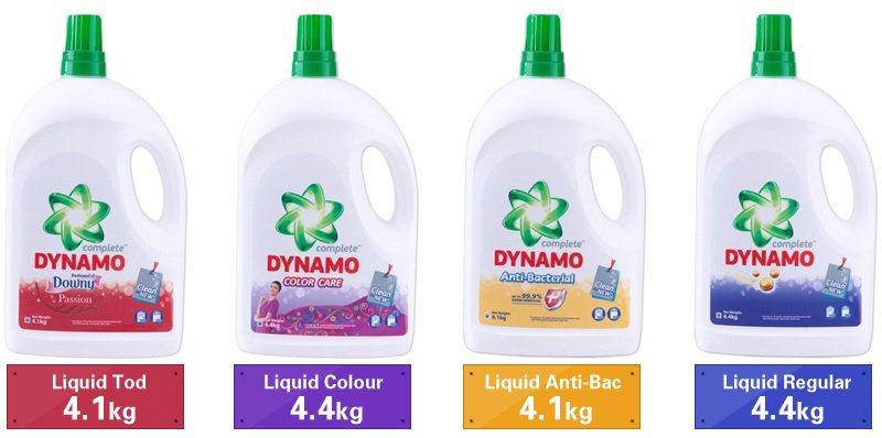 Buy Png 12kg Carton Deal Dynamo Simply The Best Liquid