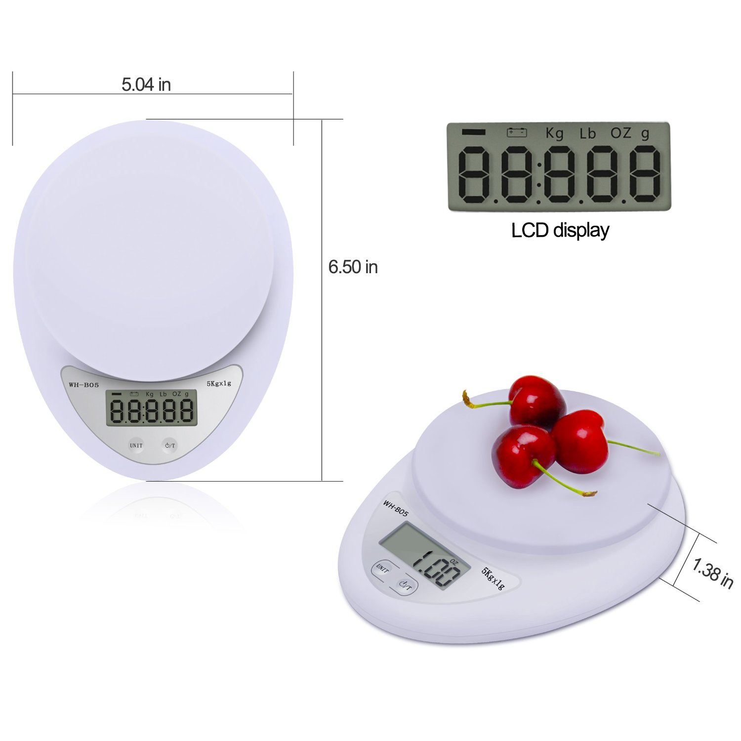 Kitchen scale ntuc