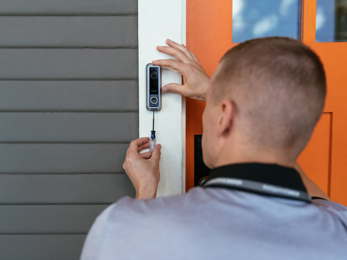 Every Need Want Day How To Install A Wired Doorbell Installationwired Wireless Includes Ext Casing Up 5m