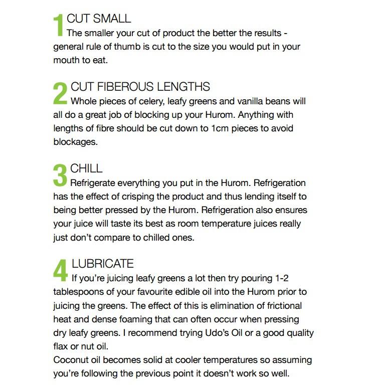 Hurom Slow Juicer English Manual : Hurom hh-sbf11 english manual