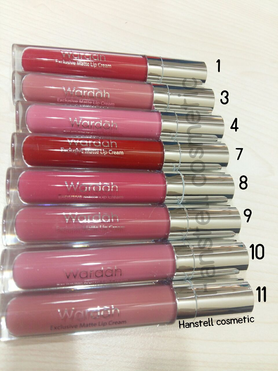 Every Need Want Day Lipstick Wardah Exclusive Matte Lip Cream Jangan Lupa Lengkapi Cantiknya Penampilan Kamu Dengan Warna Cantik Dari