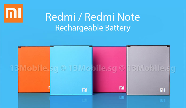 Buy Xiaomi Redmi / Redmi Note Battery Deals for only S$5 99 instead of  S$5 99