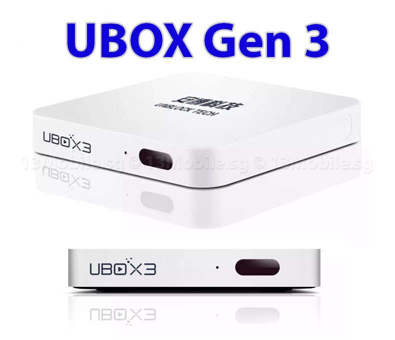 Buy UBOX Unblock Tech TV Box S900 PRO BT Gen3+ Bluetooth SG Singapore Local  Version 1000+ Free Channels Deals for only S$178 instead of S$0