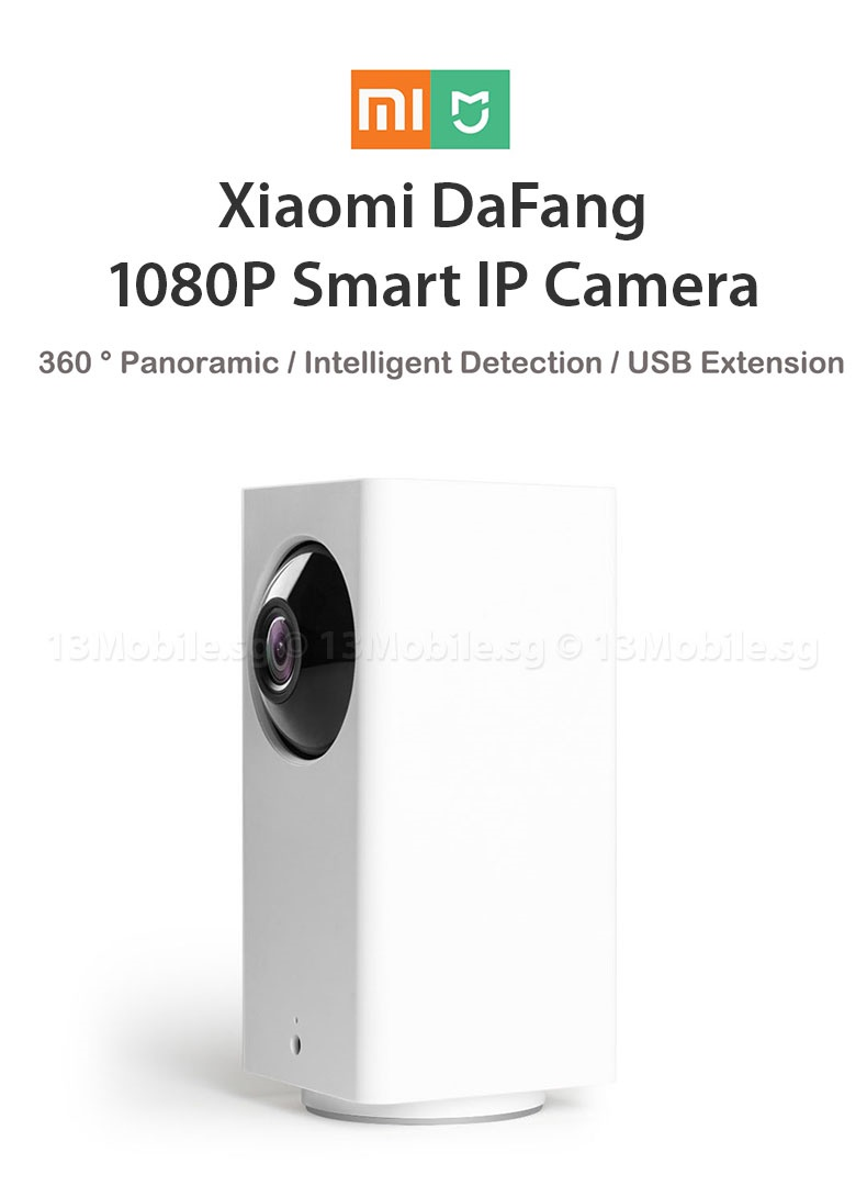 Buy Cheapest Deals For Only S1999 Instead Of S0 Xiaomi Xiaofang Smart Wifi Cctv Ip Camera 1080p With Night Vision General Brand Model Dafang Shape Box Technical Feature Infrared Performance Interphone Remote Control