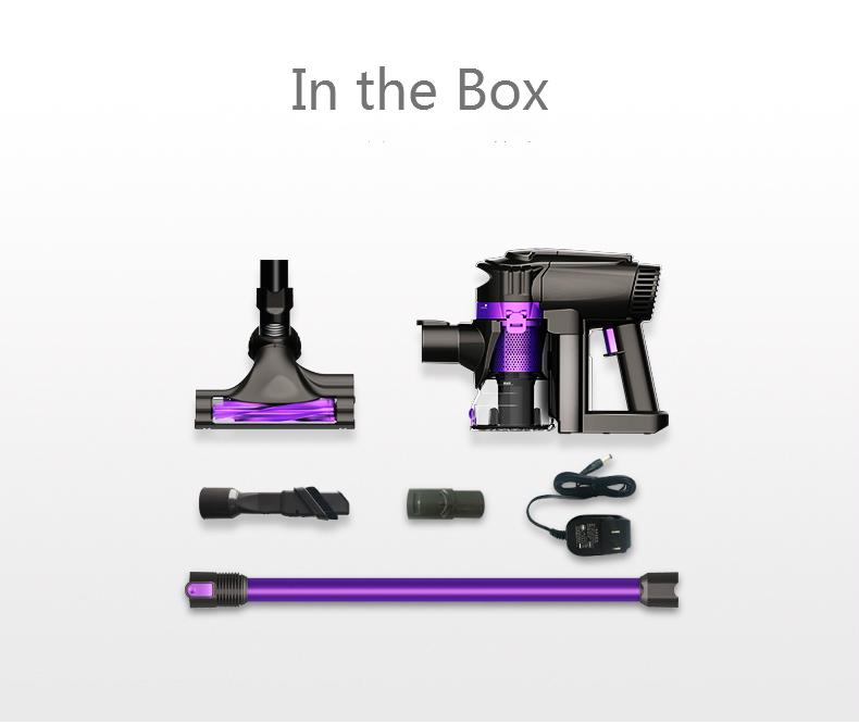 Buy [?INTRODUCTORY SALE?] Dibea F6 2-in-1 Handheld ...