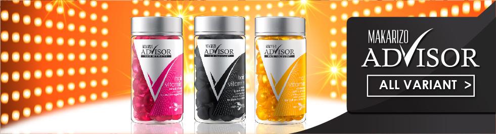 Makarizo Advisor Vitamin Rambut ...