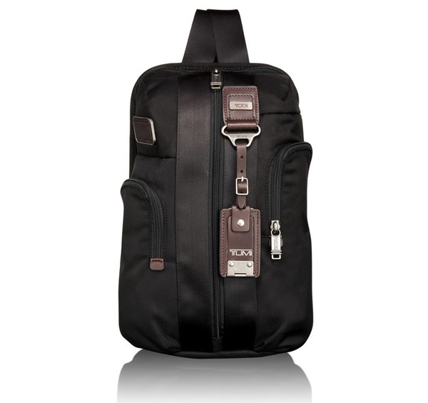 Buy Tumi Alpha Bravo Monterey Sling Bag 22318 Series Deals