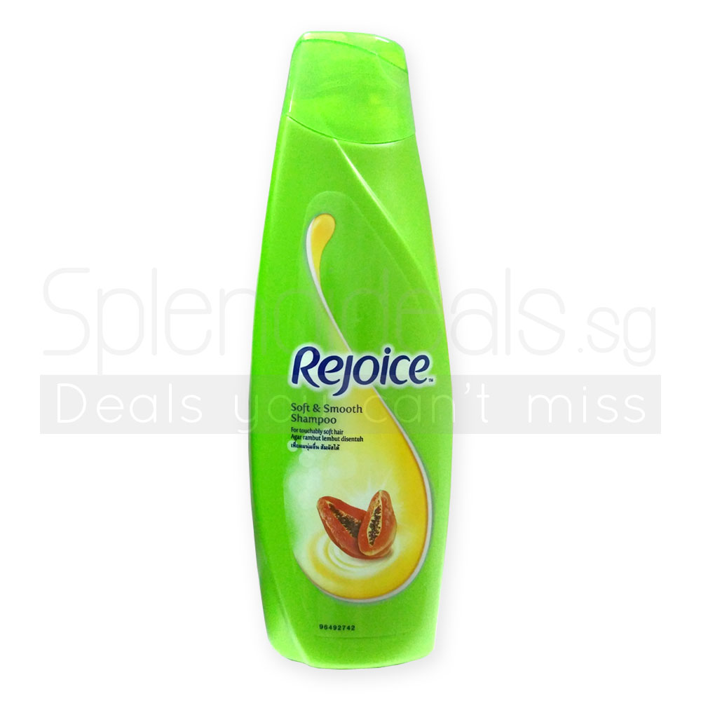 Every Need Want Day Palmolive Showergel Sensual 450ml Rejoice Soft Smooth Shampoo With Papaya Extracts Nourish Your Hair Shiny And Flowing Through Each Of Fingers Used More