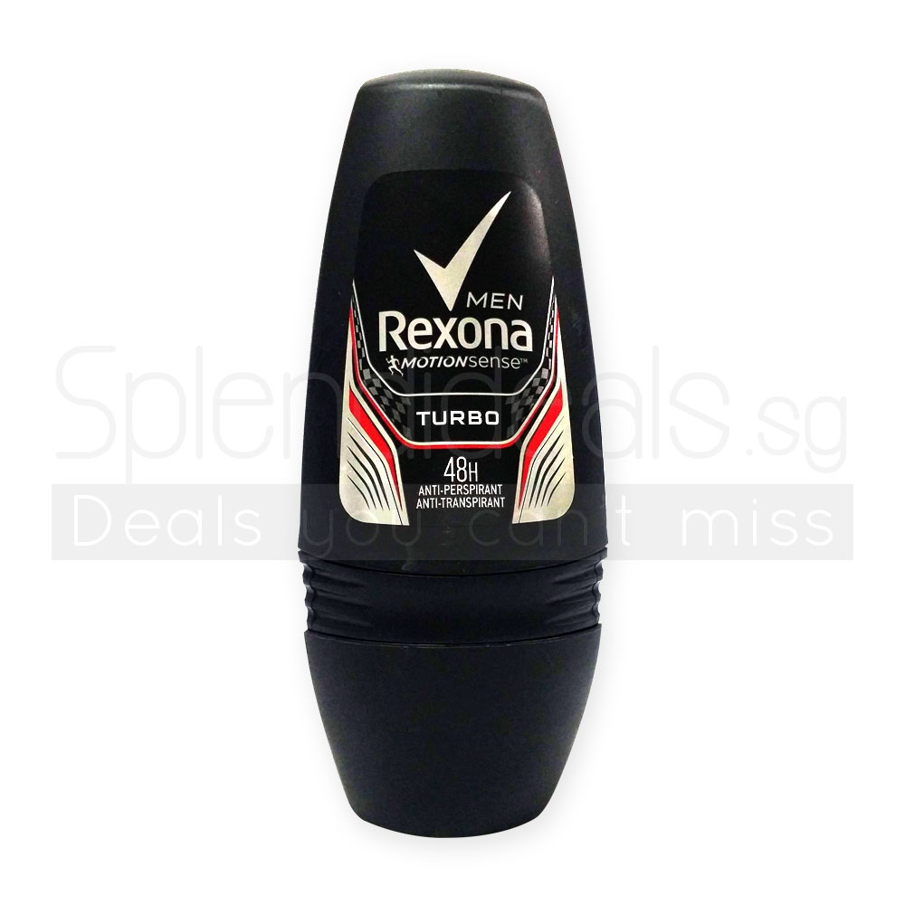 Every Need Want Day Rexona Men Adventure Deodorant Deo Roll On Turbo 50ml Protect Yourself Against Sweat And Odour With An Antiperspirant Which Is