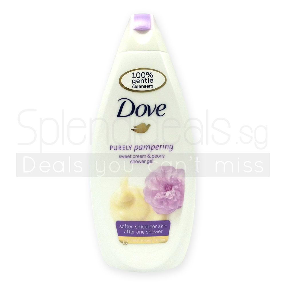 Every Need Want Day Twin Pack Dove Go Fresh Revive Body Wash Pump 550ml Shower Cream Purely Pampering Sweet Peony 500ml