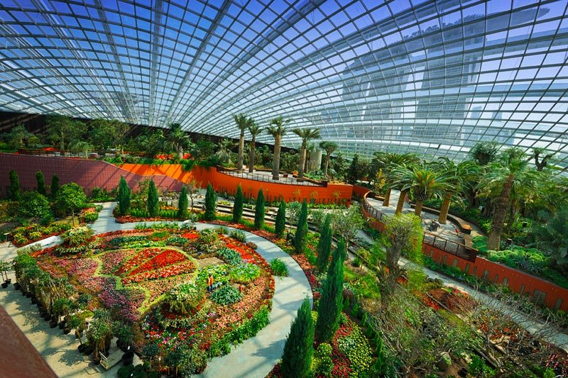 Garden By The Bay Entrance Fee Singapore buy [crazy sale!!] gardensthe bay cloud forest and flower dome