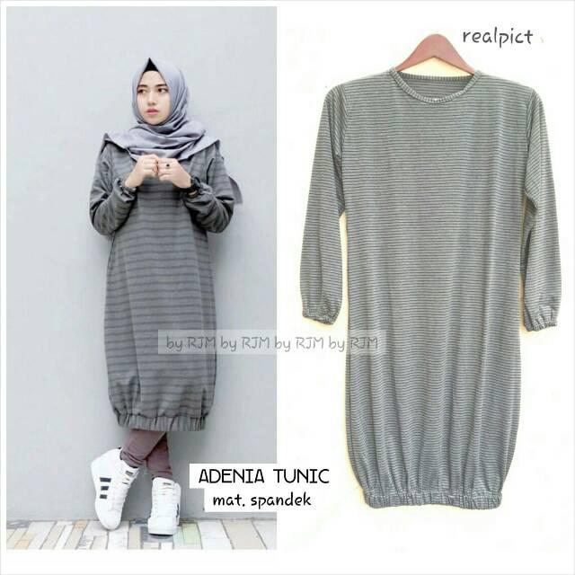 Atasan Hijab Fashion Blouse Tunik Coat New Update Deals