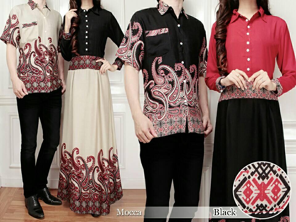 Gamis Maxi Dress Kaftan Couple Grosir Baju Dan Busana