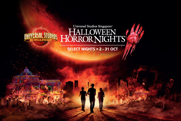 uss halloween horror nights 5 open date ticket valid for admission to any of the event - Halloween Universal Studios Tickets