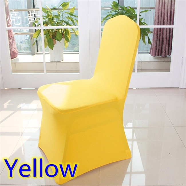 yellow universal chair covers buy universal stretchable chair cover decorate your old furniture