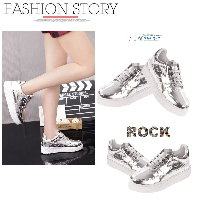 Sepatu fashion wanita korea grey flat boot shoes ready stock. Source · Buy *FREE
