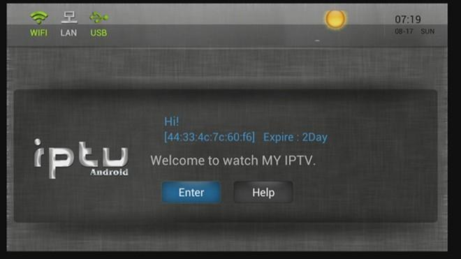 how to change mac address on android box