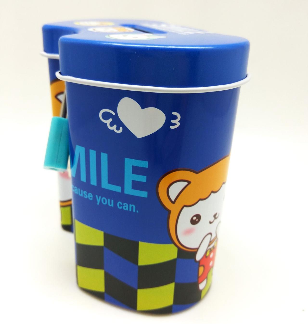 Qoo10 Celengan Kaleng Double Heart Animal Gembok Mini Souvenir Source · Ulasan Produk