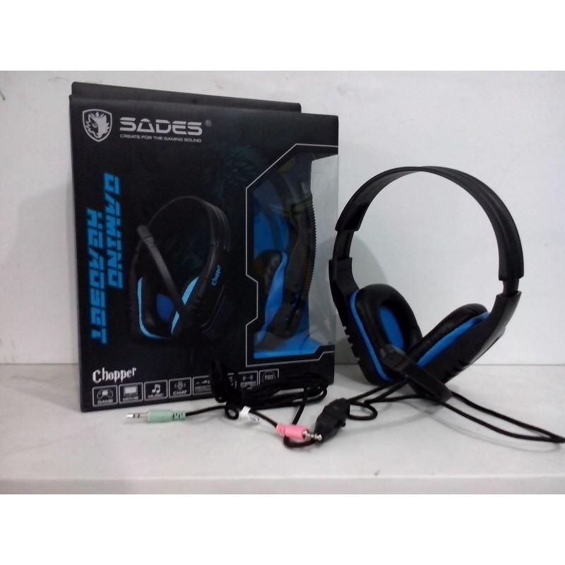 Sades Chopper SA-711 Stereo Gaming Headset