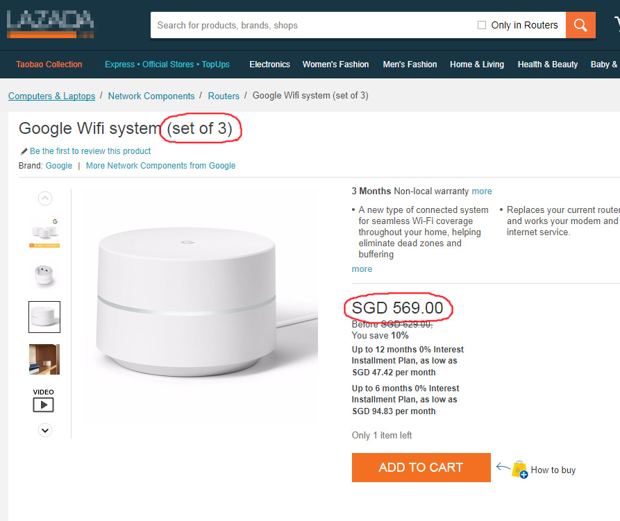 Buy Today 199 Google Wifi System Deals For Only S 399