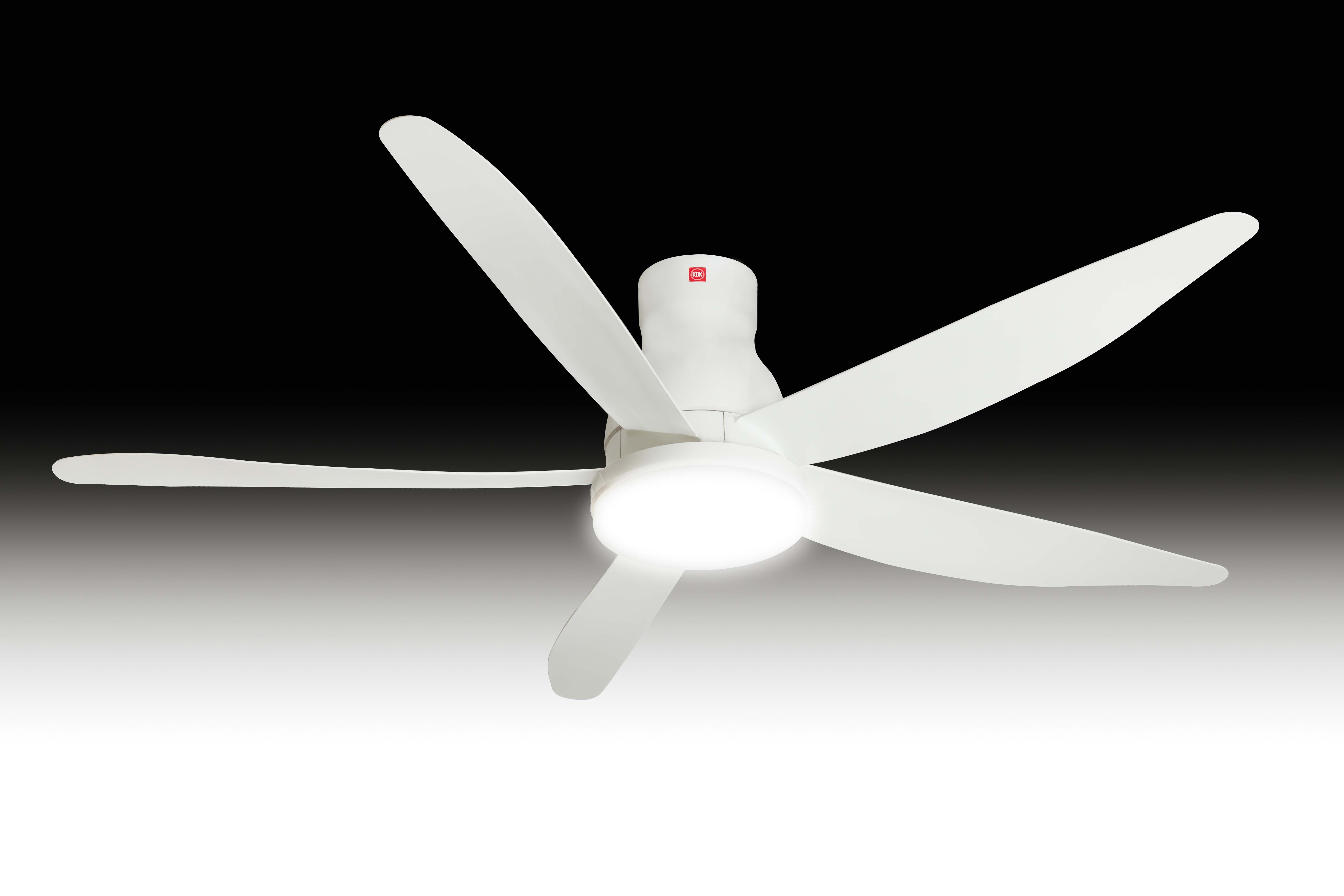 Buy Free Delivery Kdk U60fw 150cm Ceiling Fan With Light Dc Motor Remote Deals For Only S 838