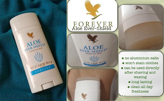 Buy Forever Living Aloe Ever Shield Deodorant Organic