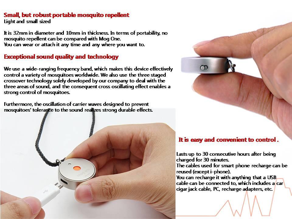 Electronic Mosquito Circuit