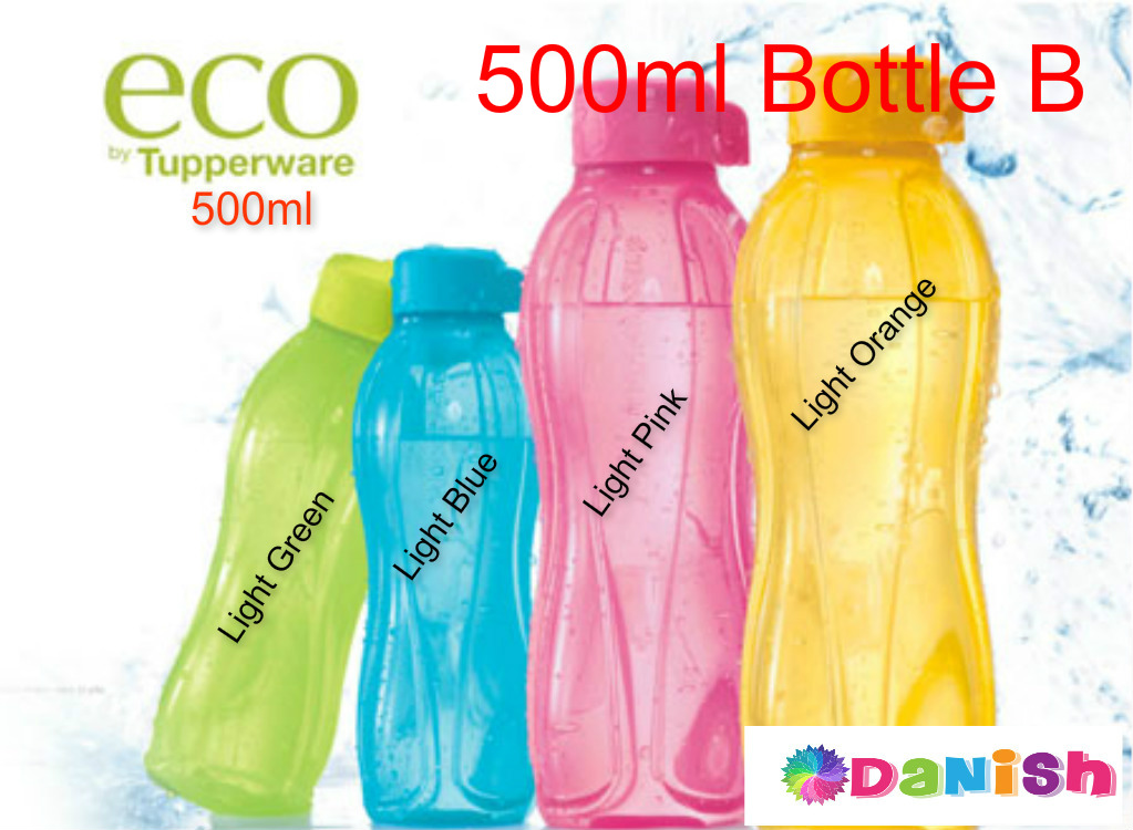 Buy ?Authentic Tupperware? Aquasafe Eco Fliptop Water Bottle*BPA Free* Best  Teachers Day Gift? Deals for only S$11 instead of S$0