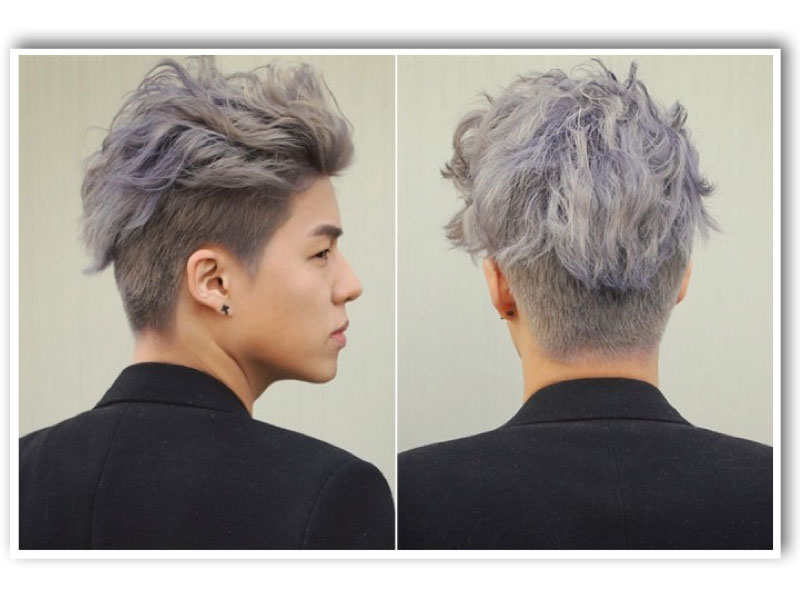 Pics For Gt Gray Hair Dye For Men