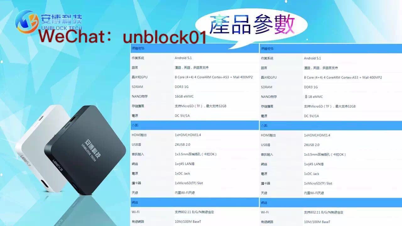 Buy UNBLOCK Tech MEDIA TV BLACK BOX UBTV Gen3: 1000+ Free