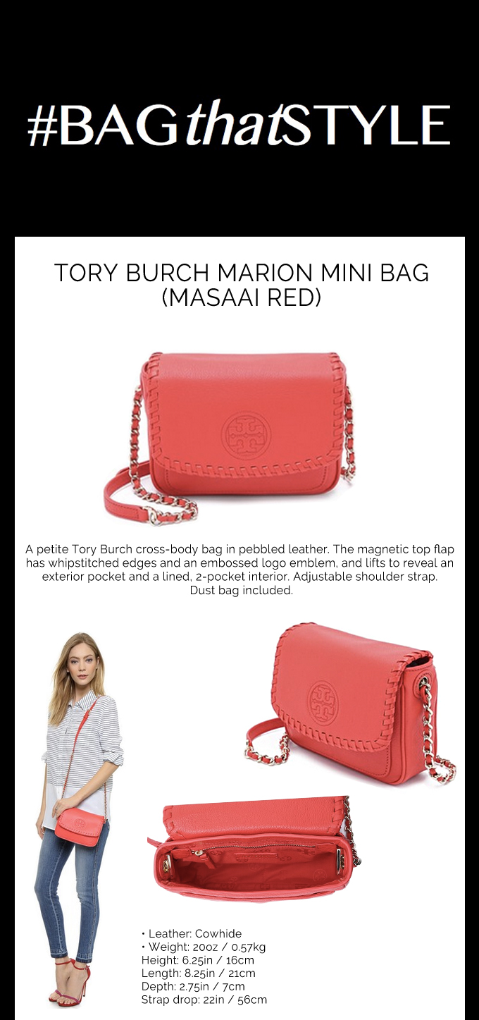 Every Need Want Day Tory Burch Ronbinson Pebbled Mini Square Bagthatstyle Bags 100 Authentic Local Stocks