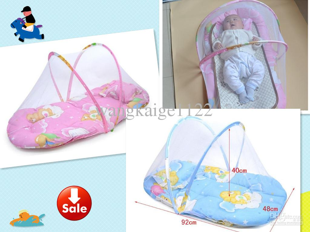 Buy RANJANG TIDUR BAYI ANTI NYAMUK Baby Mosquito Net with pillow ... for Folding Mosquito Net For Baby  59nar