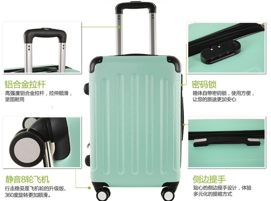 Buy Suitcase Luggage Bag Travel Bag Cabin Case Steady Light Weight Deals For Only S 35 Instead