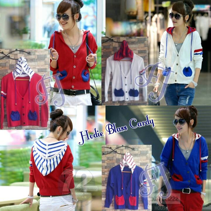 Buy Real Sweet cardigan-sweater-outer style/ jaket wanita/baju rajut-couple-seragam-family/cocok utk summer time Deals for only Rp60.000 instead of Rp70.000